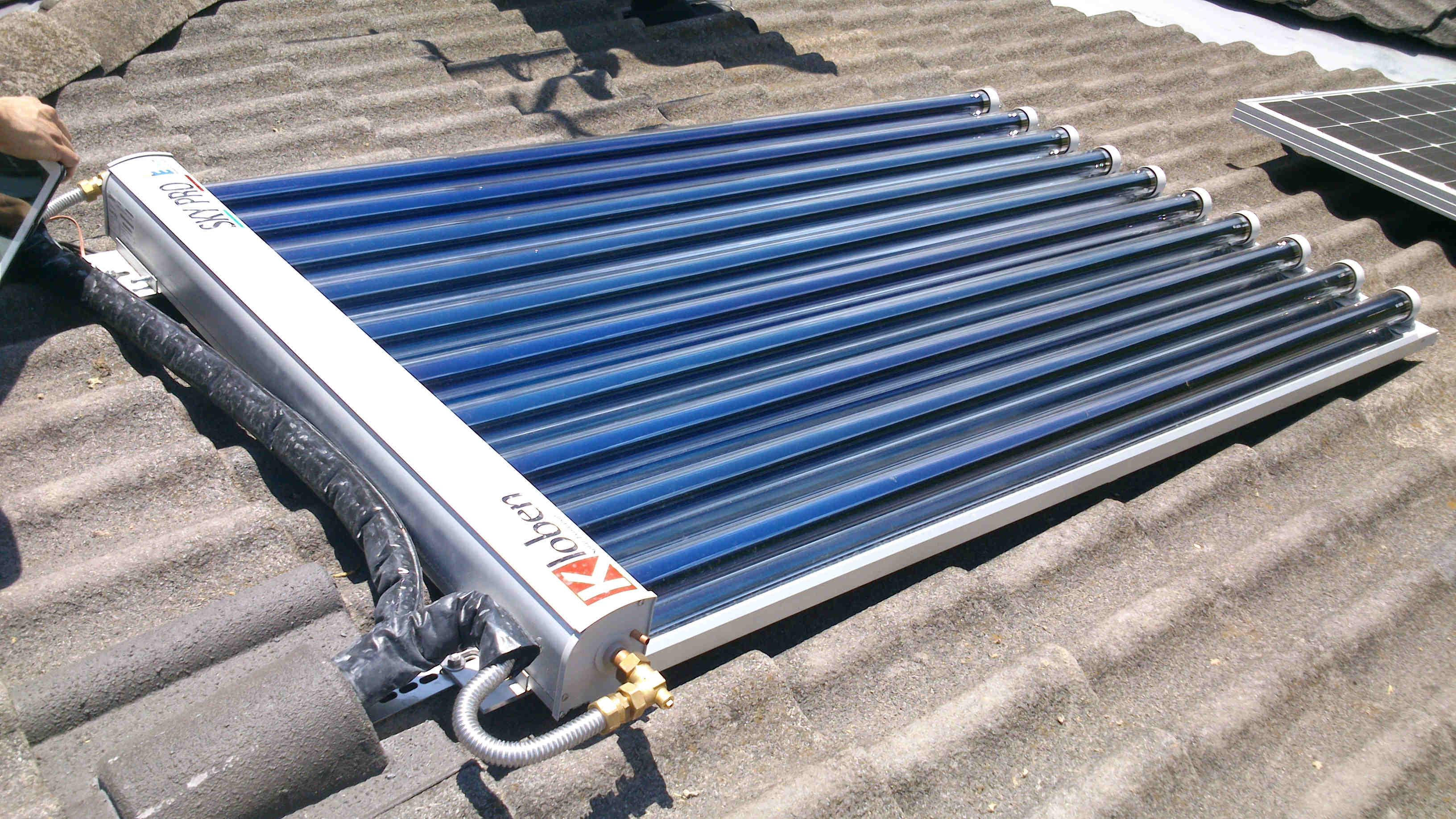 Pannello Solare Termico Kloben Prezzi : Impianti fotovoltaici solari termici caldaie a