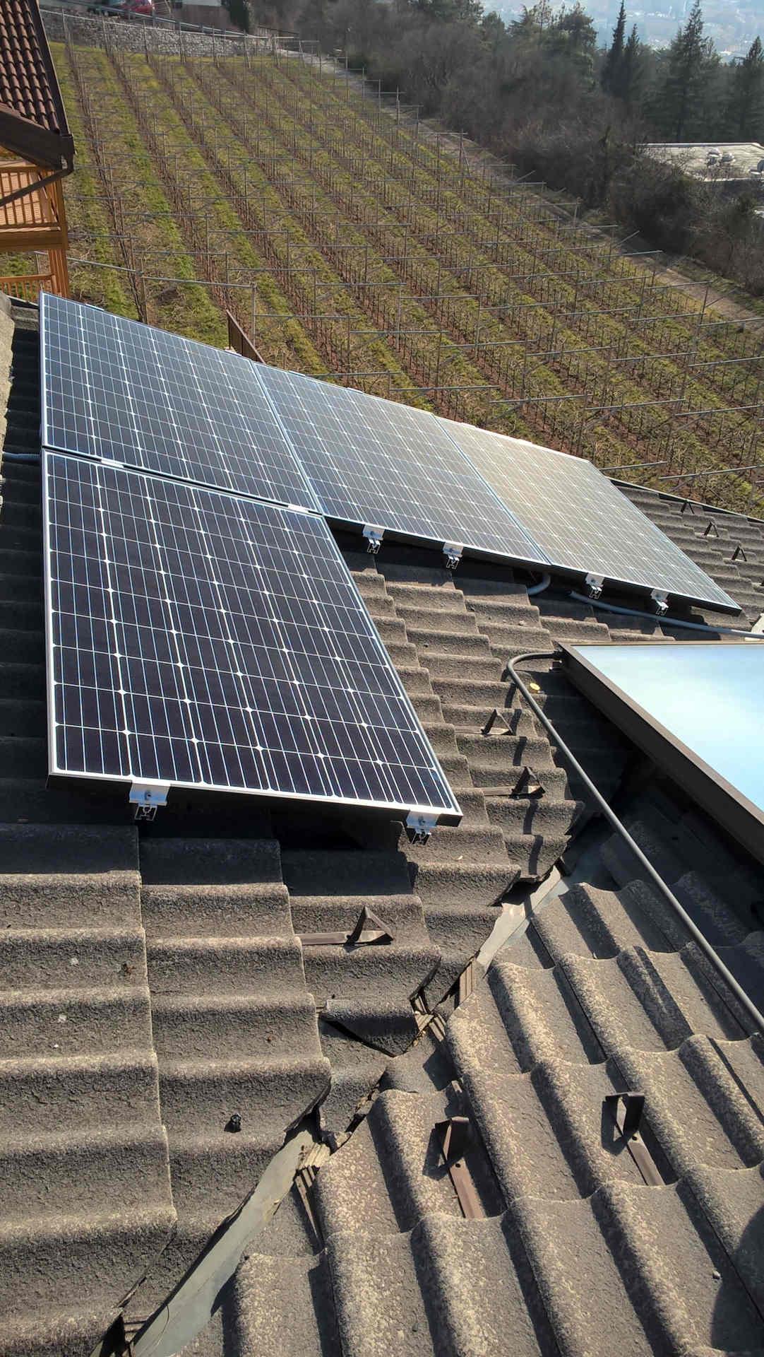 Impianti fotovoltaici solari termici caldaie a for Enea finanziaria 2017