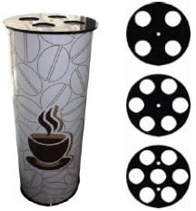 Impilatore di bicchieri di caff e palette rinnova energia for Bicchieri caffe